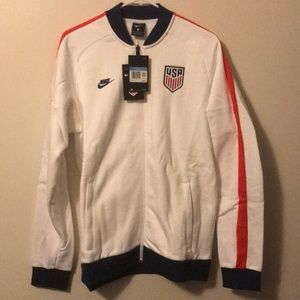 Nike Mens USA Track jacket